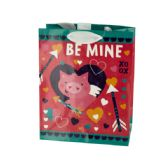 108 Units of Valentine's Cupig 'Be Mine' Gift Bag - Gift Bags