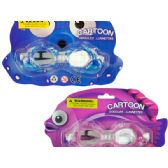72 Units of Octopus & Fish Swim Goggles - Summer Toys