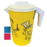 48 Units of 1.2 LITER PLASTIC PITCHER