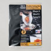 24 Units of Cutting Mat Flexible Two Pack Natural Black - Cutting Boards