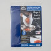 24 Units of Cutting Mat Flexible Two Pack Natural Blue - Cutting Boards