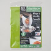 24 Units of Cutting Mat Flexible Two Pack Natural Green - Cutting Boards
