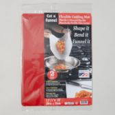 24 Units of Cutting Mat Flexible Two Pack Natural Red - Cutting Boards