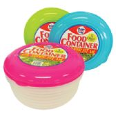 48 Units of 128 OUNCE FOOD CONTAINER - Food Storage Bags & Containers