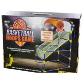 3 Units of Arcade-Style Basketball Hoops Game - Storage Holders and Organizers