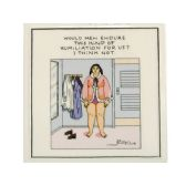 36 Units of Humiliation Ceramic Plaque - Home Decor