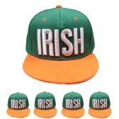 72 Units of IRISH SNAPBACK BASEBALL CAP