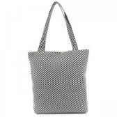36 Units of Mid Size Tote in Chevron - Tote Bags & Slings