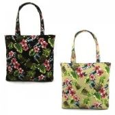 36 Units of Mid Size Tote in a Pineapple Print - Tote Bags & Slings