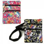 240 Units of Mini Cross Body Bag With A Vibtrant Floral Print - Tote Bags & Slings