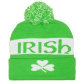 "36 Units of ""Irish"" Winter Beanie Hat"