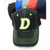 "36 Units of ""Dallas"" Base Ball Cap - Baseball Caps & Snap Backs"