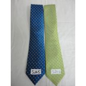 24 Units of Style Touch Classic Neckties Silk Green & Blue - Wholesale Neckties