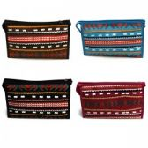 60 Units of Naz Cosmetic Make Up Bag in an Enticing Aztec Print
