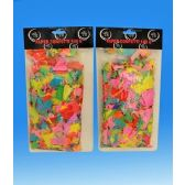 48 Units of 140gm PAPER CONFETTI - Party Favors