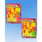 96 Units of Kitchen play set in blister card - Girls Toys