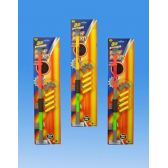 48 Units of Air Dart Shooter Blow Rocket in blister - Darts & Archery Sets