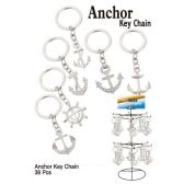 36 Units of ANCHOR KEY CHAIN