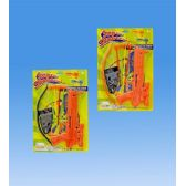 36 Units of Dart gun set in blister card - Toy Weapons