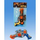 36 Units of BO gun in PVC bag header card - Toy Weapons