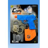 72 Units of Gun set in blister card - Toy Weapons