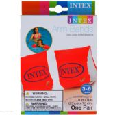 "36 Units of 9""x6"" DELUXE ARM BANDS IN PEGABLE COLOR BOX, AGES 3-6"