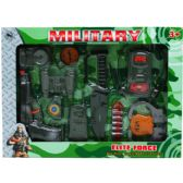 12 Units of TOY MILITARY SET IN WINDOW BOX ASSORTED STYLES - Toy Sets