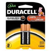 48 Units of DURACELL AAA-2 DURALOCK EXP. 2022