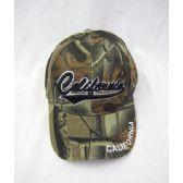 """36 Units of """"California"""" Camo Base Ball Caps - Baseball Caps & Snap Backs"""