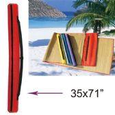 """36 Units of 35""""x71"""" Beach mat"""