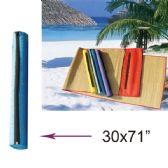 """36 Units of 30""""x71"""" Beach mat"""