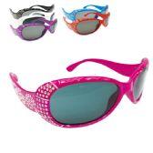 48 Units of Girl's sun glasses