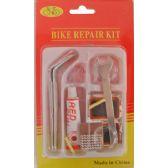 60 Units of BICYCLE TIRE REPAIR KIT - Biking