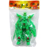 192 Units of ROBOT WITH LIGHTS AND ACTION FIGURE - Action Figures & Robots