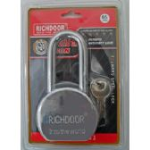 24 Units of Pad Lock - Padlocks and Combination Locks