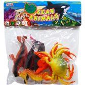 48 Units of 12 Piece Ocean Animals