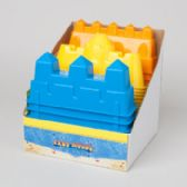 72 Units of Sand Molds Castle