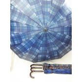 36 Units of Checkered Umbrella