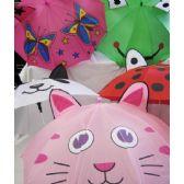 36 Units of Assorted Kids Umbrella