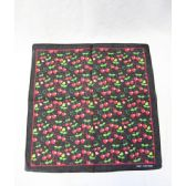 72 Units of Cherry Printed Bandana - Bandanas