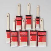 72 Units of Paint Brush Wood Handle