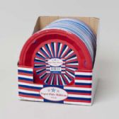 72 Units of Paper Plate Holder - Disposable Plates & Bowls