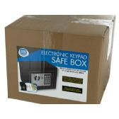 3 Units of Electronic Keypad Safe Box - Storage Holders and Organizers