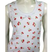 60 Units of Girls Tank Top 0-9 MTHS - Girls Tank Tops and Tee Shirts