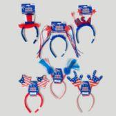 48 Units of Headband Patriotic - 4th Of July