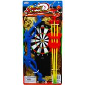 """96 Units of 11.5"""" Inch Bow And Arrow Play Set"""