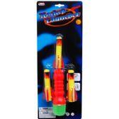 96 Units of 7 Inch Rocket Launcher w. 3 Foam Darts