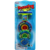 72 Units of 3 Piece Saucer Tops w. Wind-Up Shooter