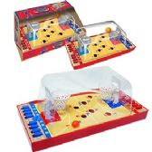 12 Units of DOME TABLE TOP BASKETBALL GAMES.