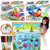 48 Units of FANTASTIC COLOR COLORING SETS. - Coloring Books